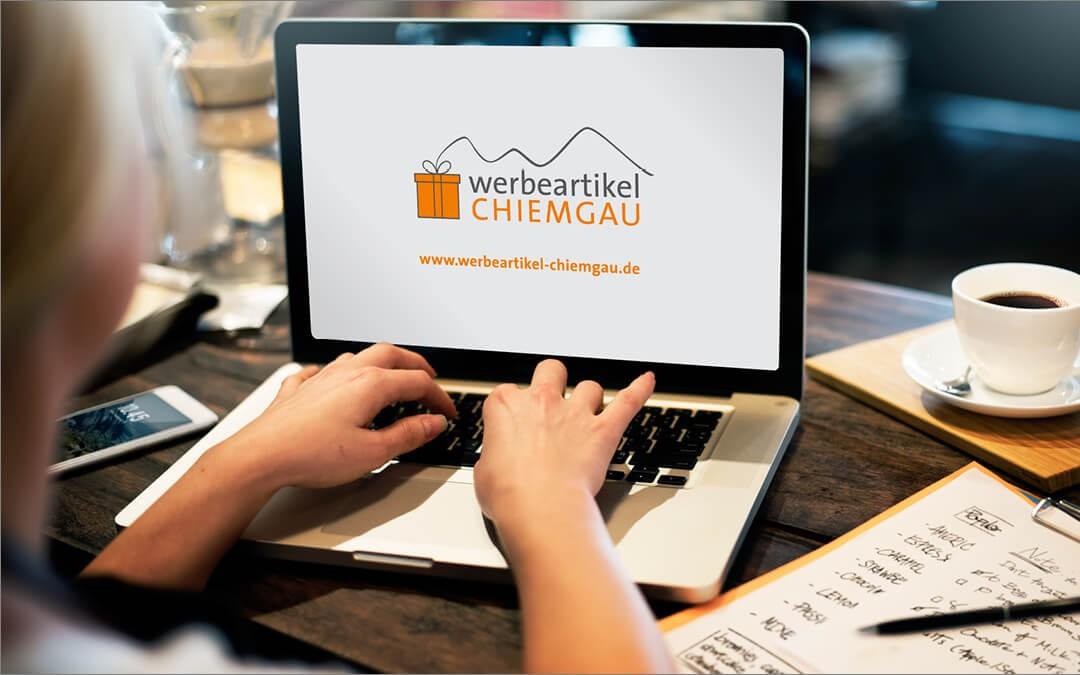 NEU!! Werbeartikel-Chiemgau-Shop